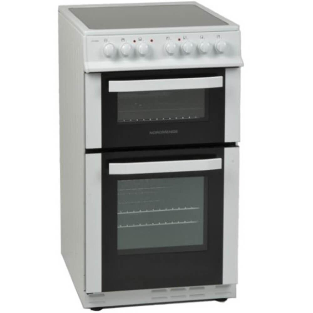 Nordmende 50cm Electric Cooker | CTEC51WH | White