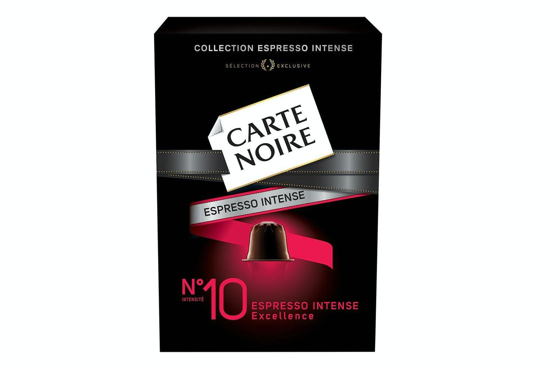Carte Noire Espresso No 10 Capsules | 60028