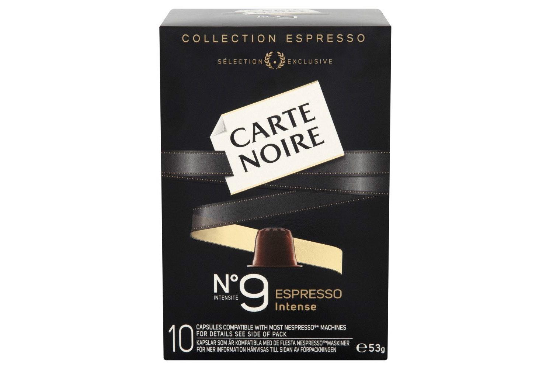 Carte Noire Espresso No 9 Capsules | 60020