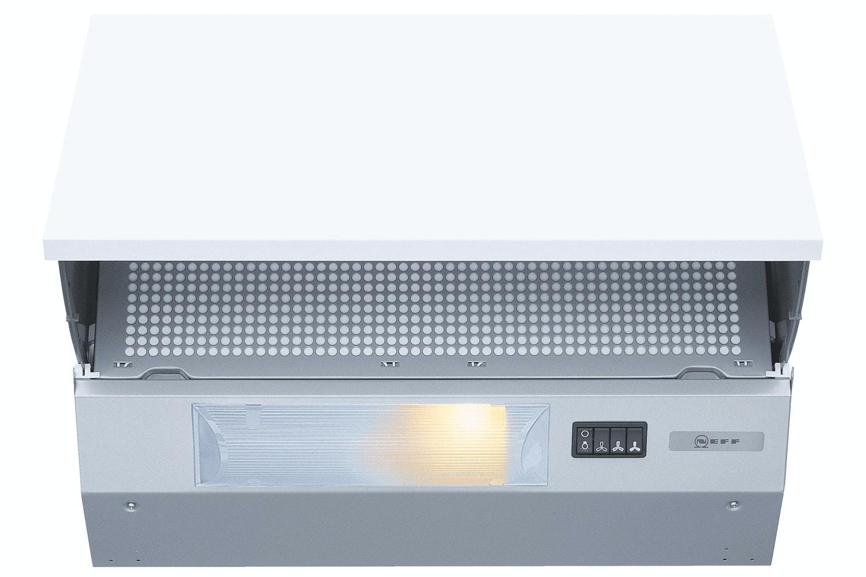 Neff 60cm Integrated Cooker Hood | D2615X0GB