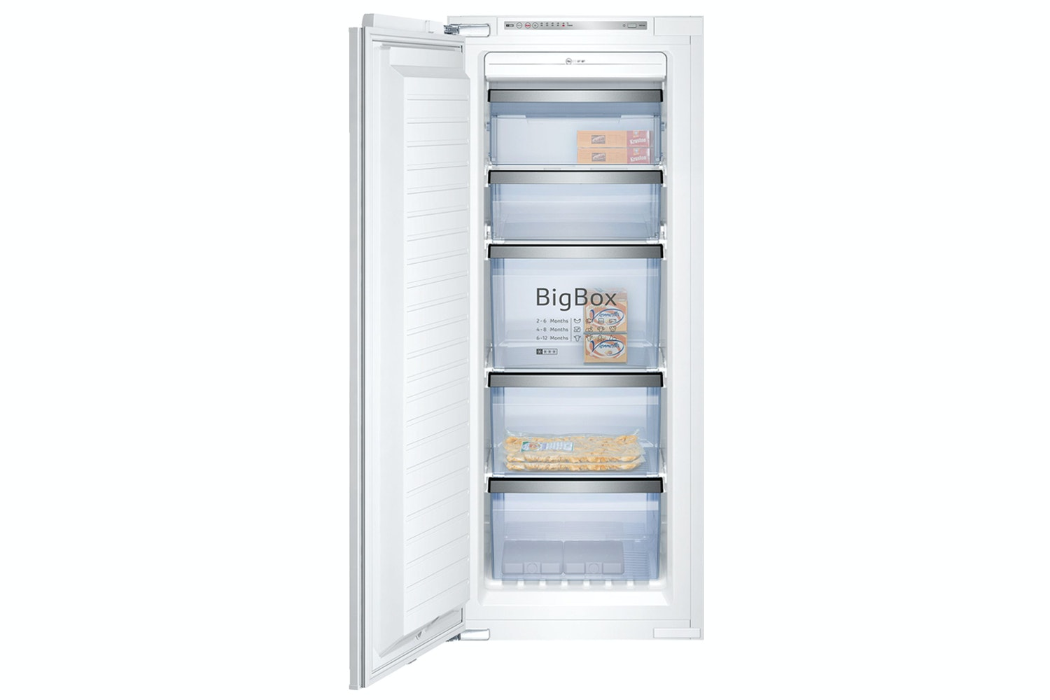 Neff 156L Built-in Upright Freezer | G8120X0