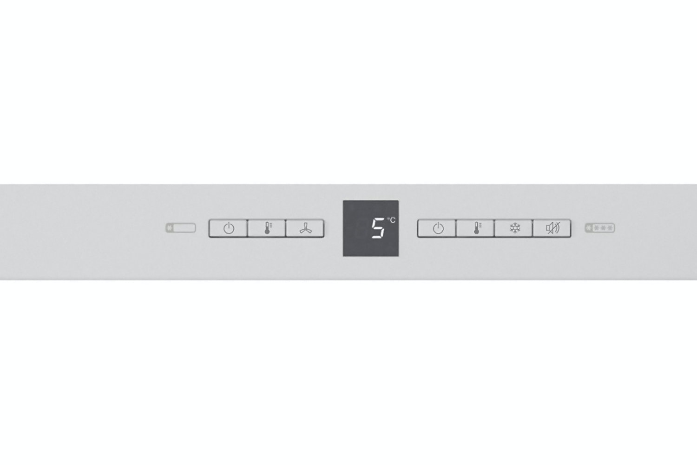 Miele Freestanding Fridge Freezer | KFN29132EDT/CS