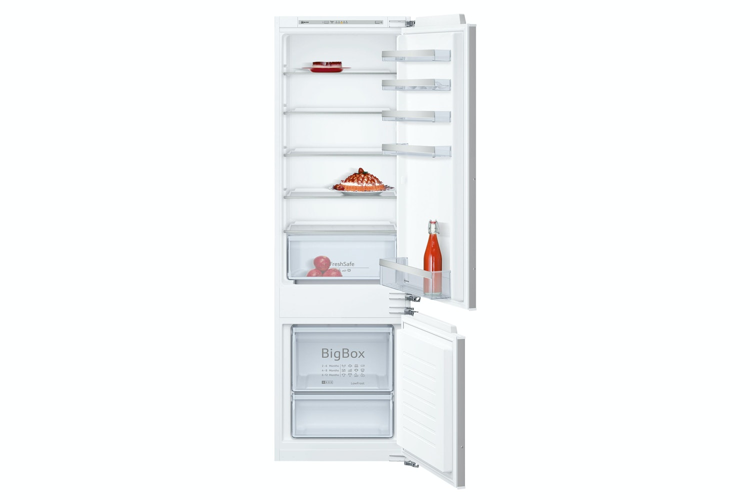 Neff Integrated Fridge Freezer | KI5872F30G