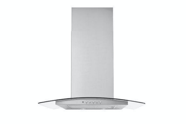 Luxair 60cm Artis Glass Cooker Hood | LA60ARTISSS
