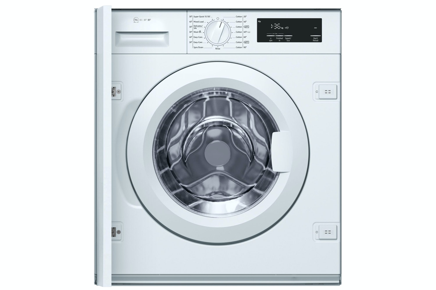 Neff 8kg Fully Integrated Washing Machine | W543BX0GB
