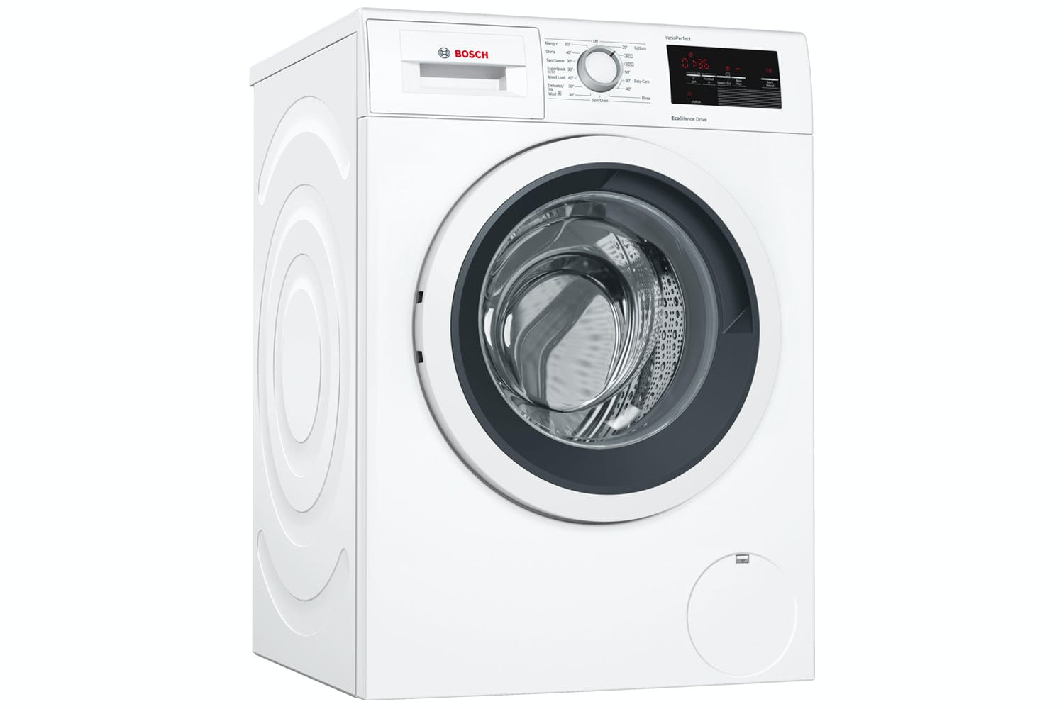 bosch series 6 9kg automatic washing machine wat28371gb. Black Bedroom Furniture Sets. Home Design Ideas