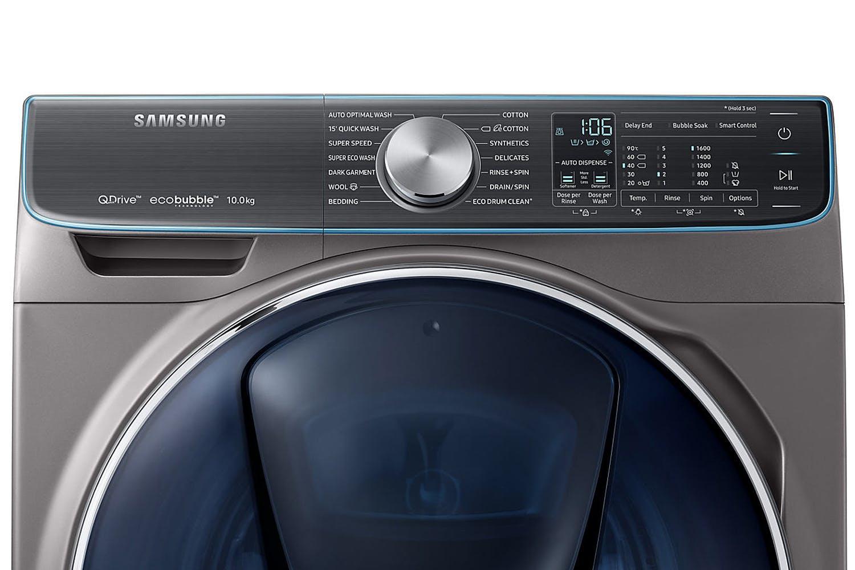 Samsung 10kg QuickDrive Washing Machine | WW10M86DQOO/EU