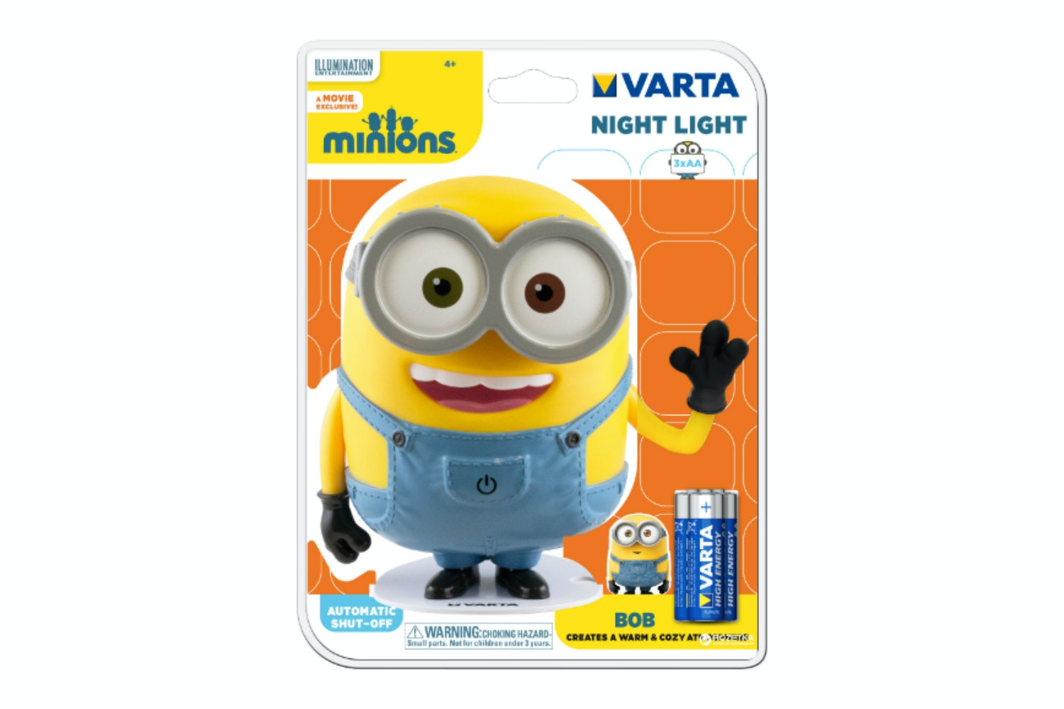 Varta Minion Bob Night Light | 15615101421