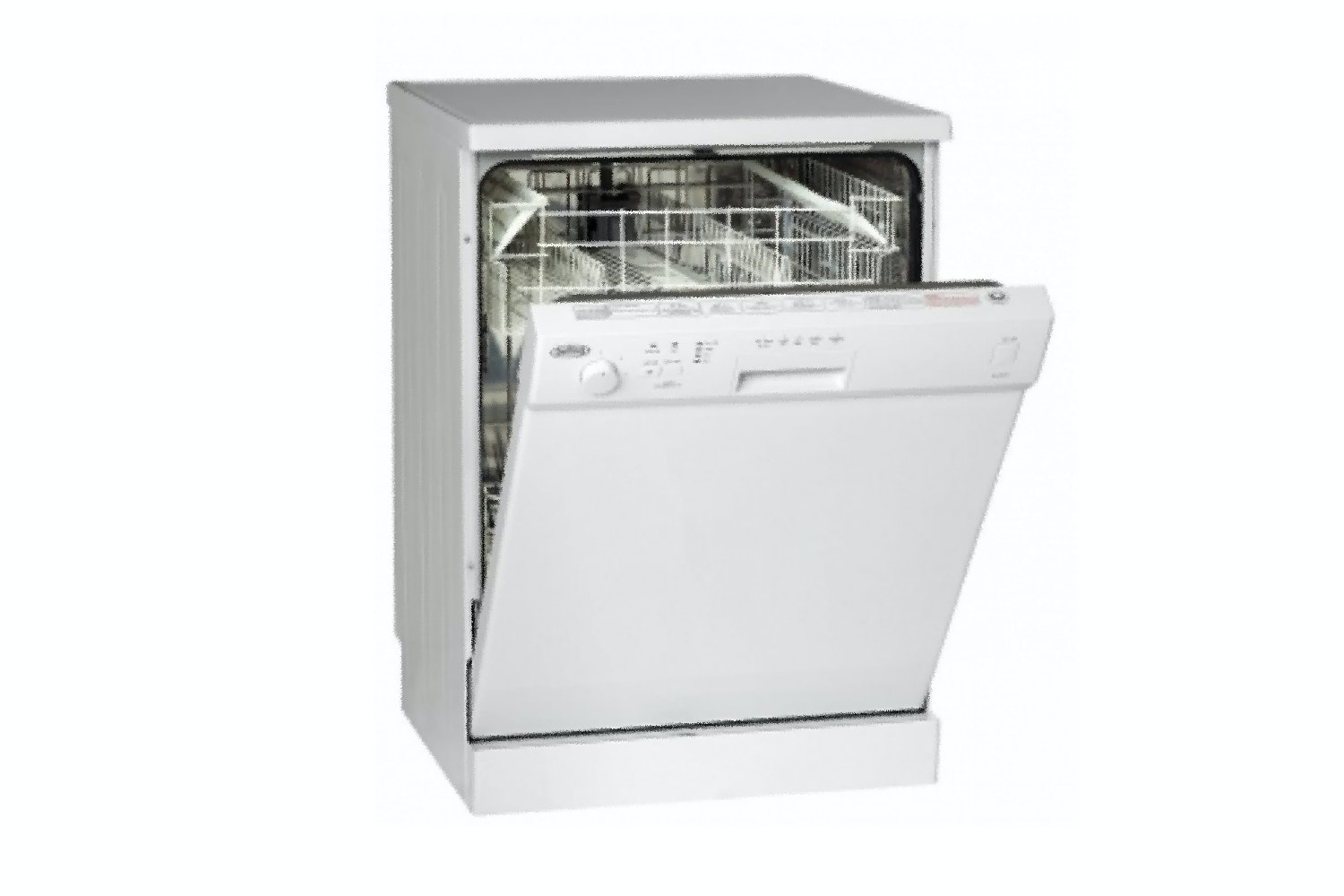Belling Freestanding Dishwasher   12 Place   BFD614WH
