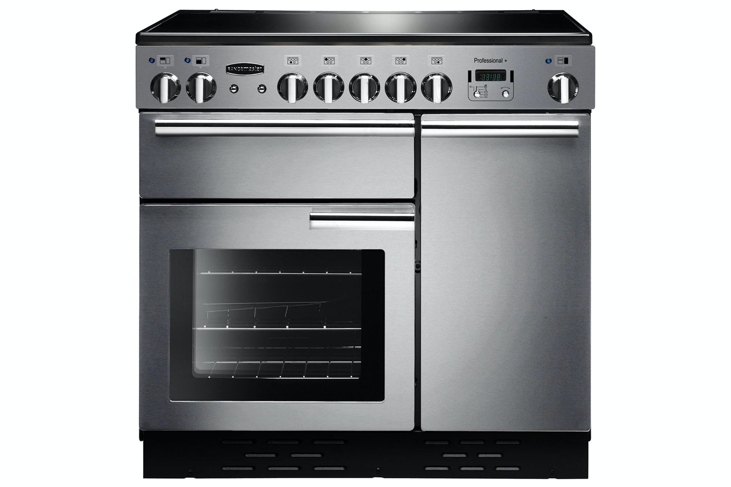 Rangemaster Professional Plus 90cm Electric Range Cooker | PROP90EISS/C | Stainless Steel