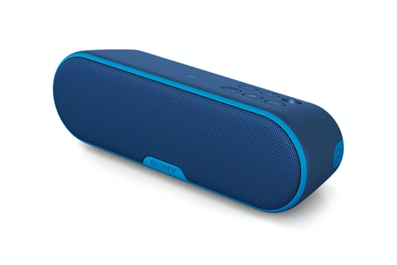 Sony Bluetooth Portable Wireless Speaker | Blue