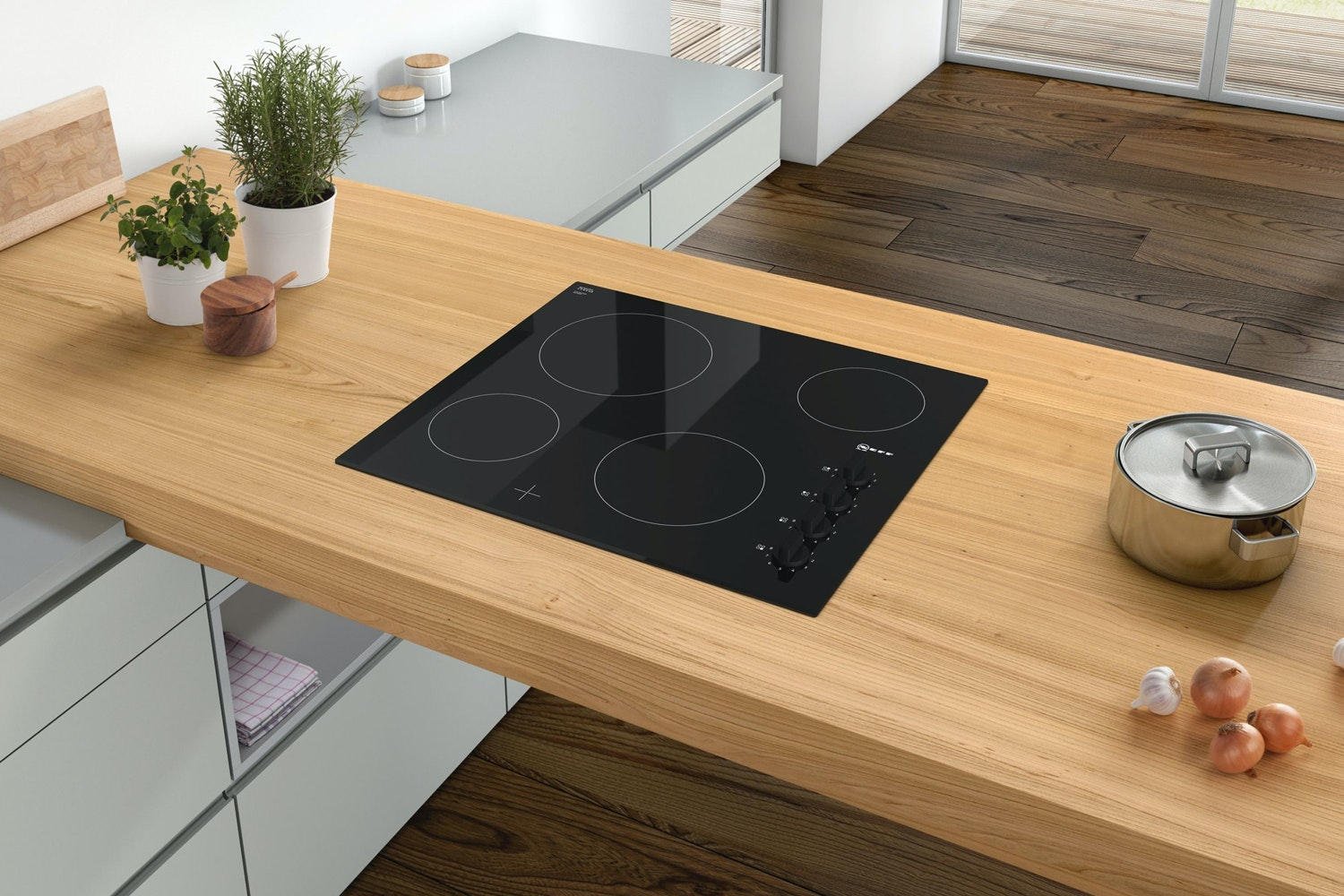 Neff 60cm Electric Ceramic Hob | T16FK40X0