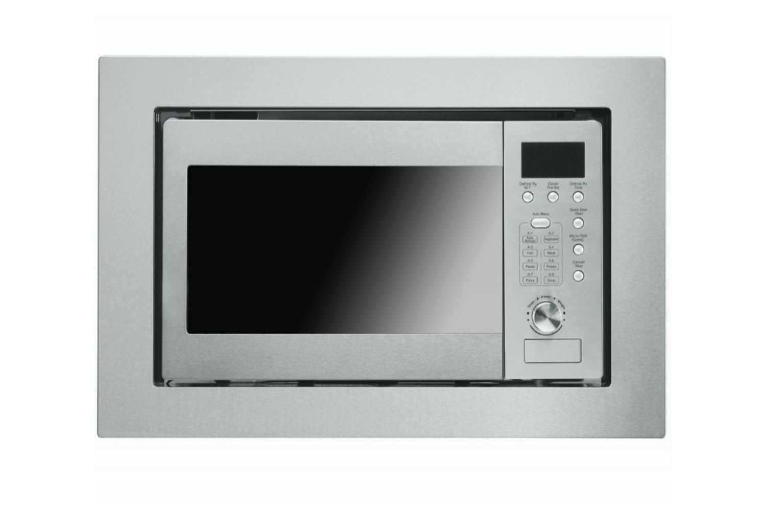Cata 25L 900W Built in Microwave | UBBMC25SS | Stainless Steel