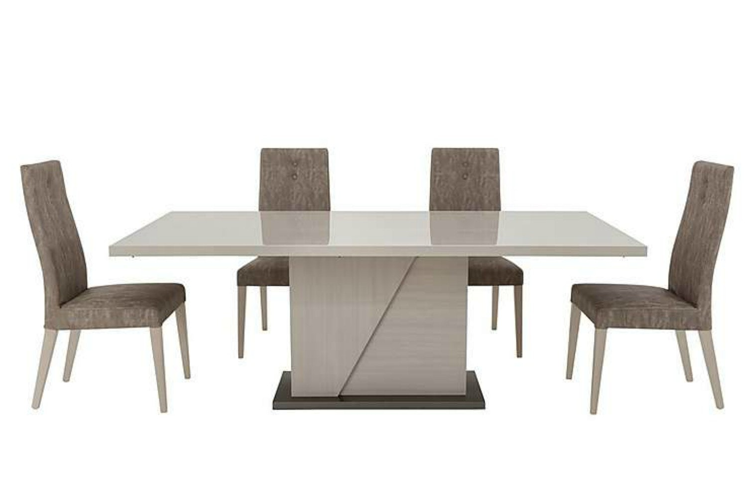 Mont Blanc 5 Piece Dining Set