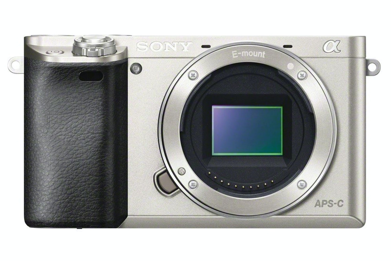 Sony Alpha a6000 Mirrorless Camera Body | Silver
