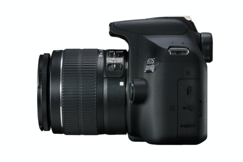 c43658dcbd6 Canon EOS 2000D EF-S 18-55mm IS II Lens Kit ...