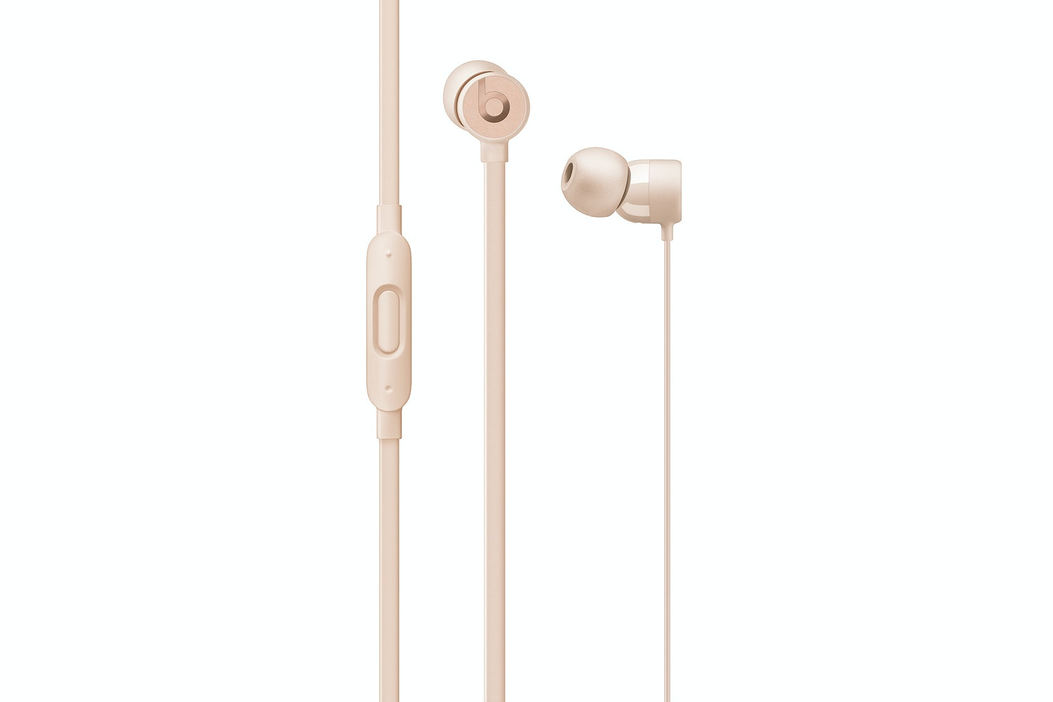 Beats urBeats3 Lightning Earphones | Matte Gold