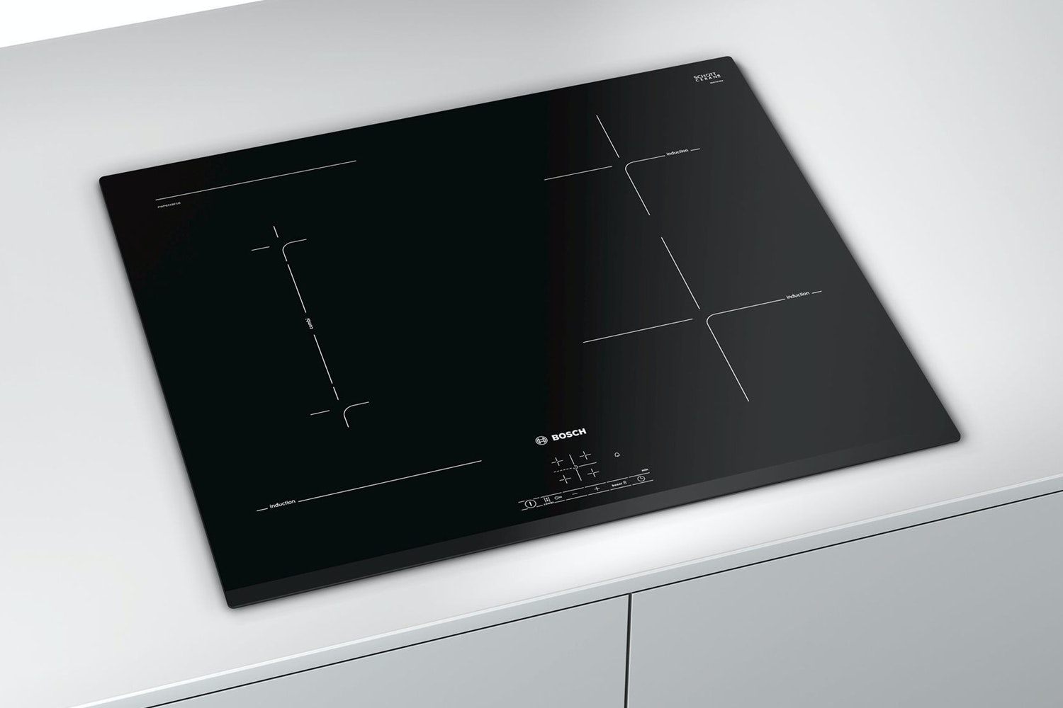 Bosch Series 4 60cm Induction Hob | PWP631BF1B