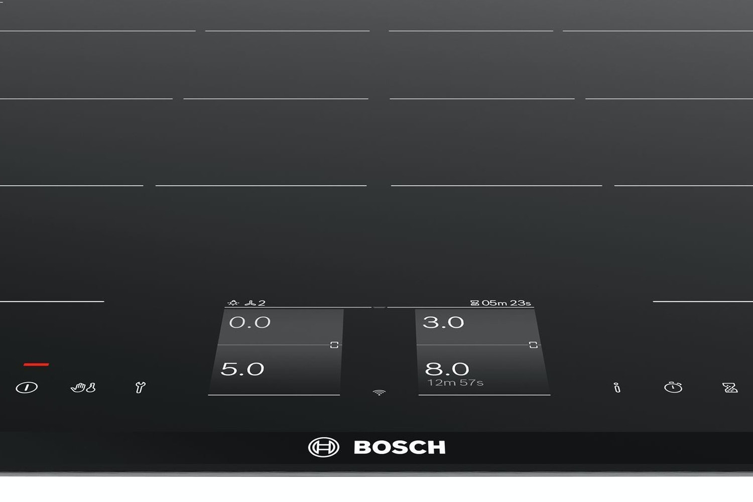 Bosch Series 8 80cm Induction Hob | PXY875KW1E