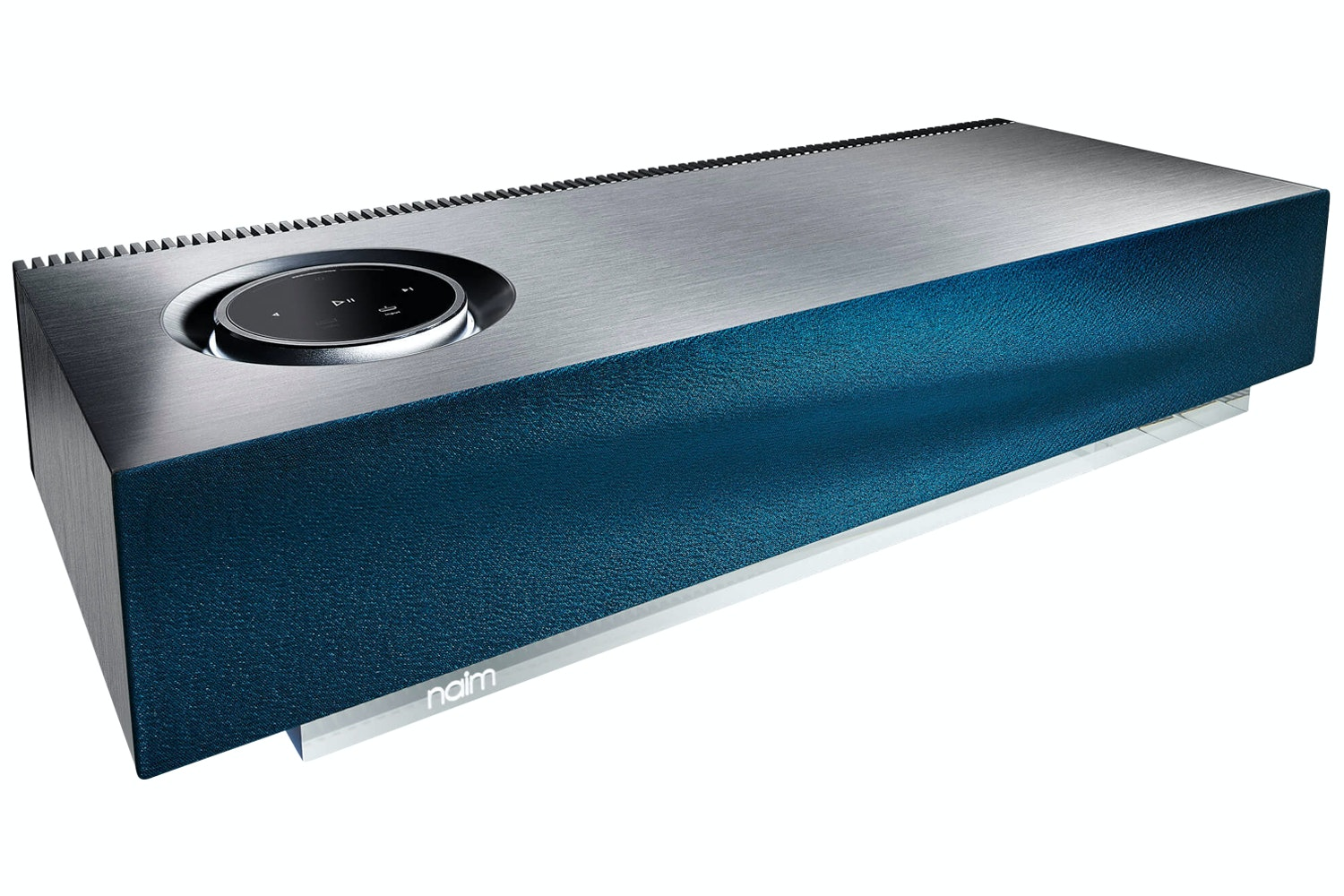 Naim Mu-so Speaker Grille | Blue