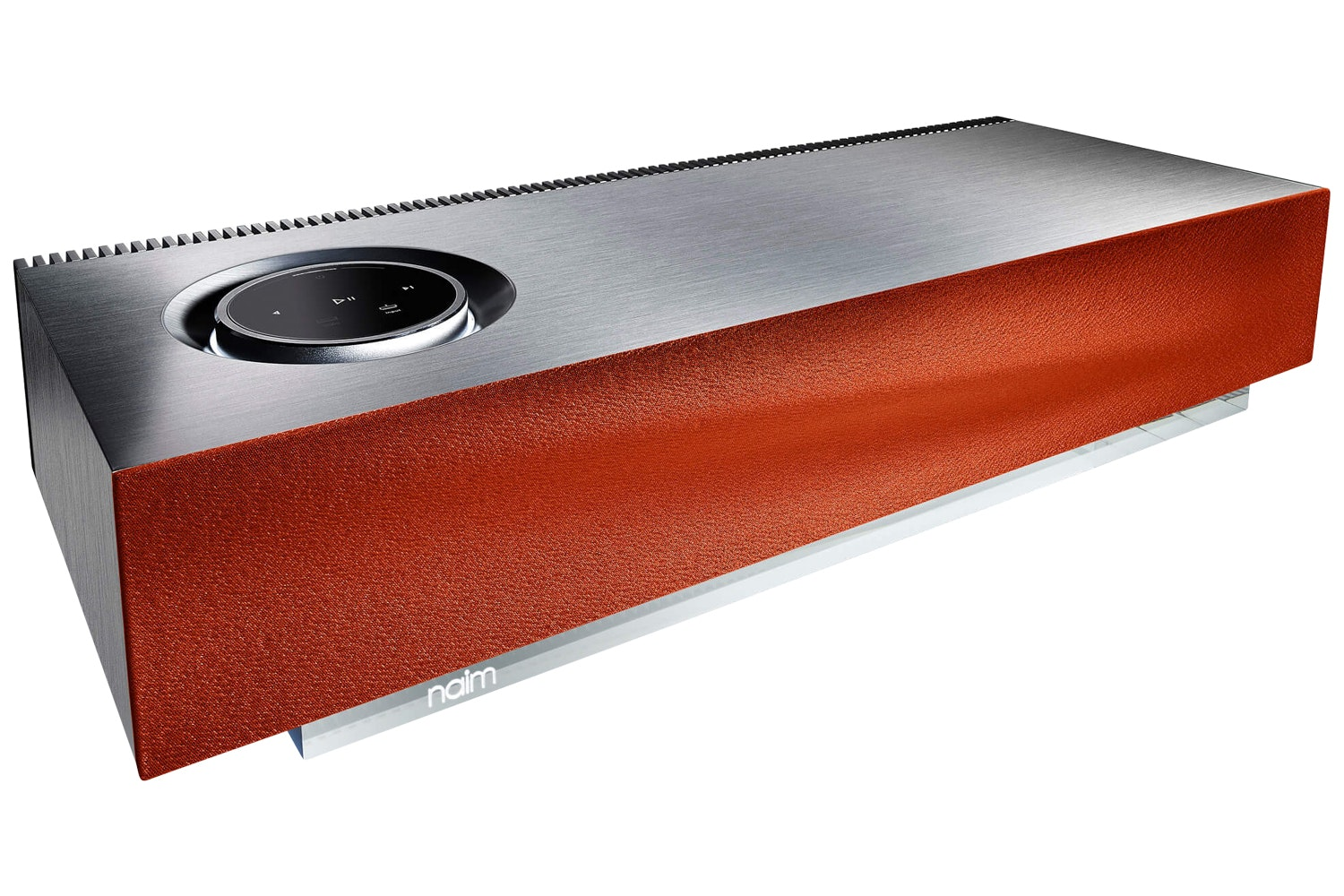 Naim Mu-so Speaker Grille | Orange