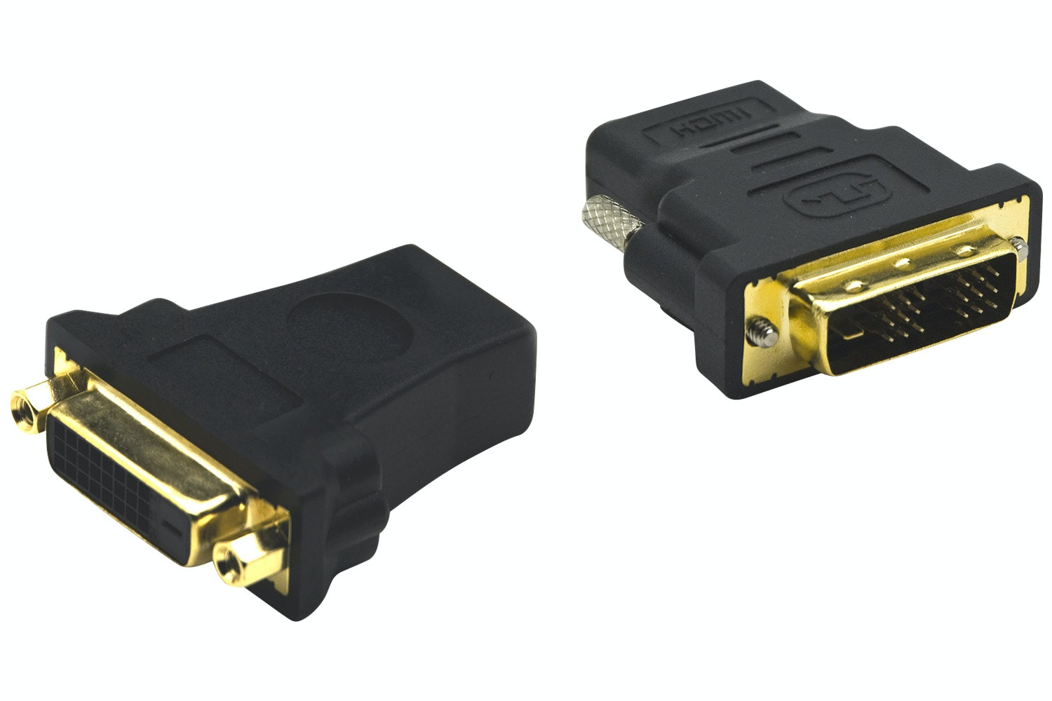 G&BL 6003 HDMI-A Female to DVI/D Male Adapter