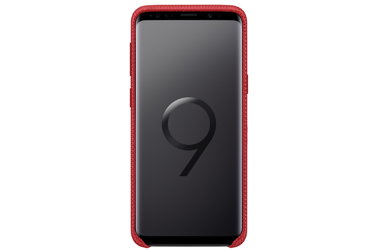 Samsung Galaxy S9 Hyperknit Cover | Red