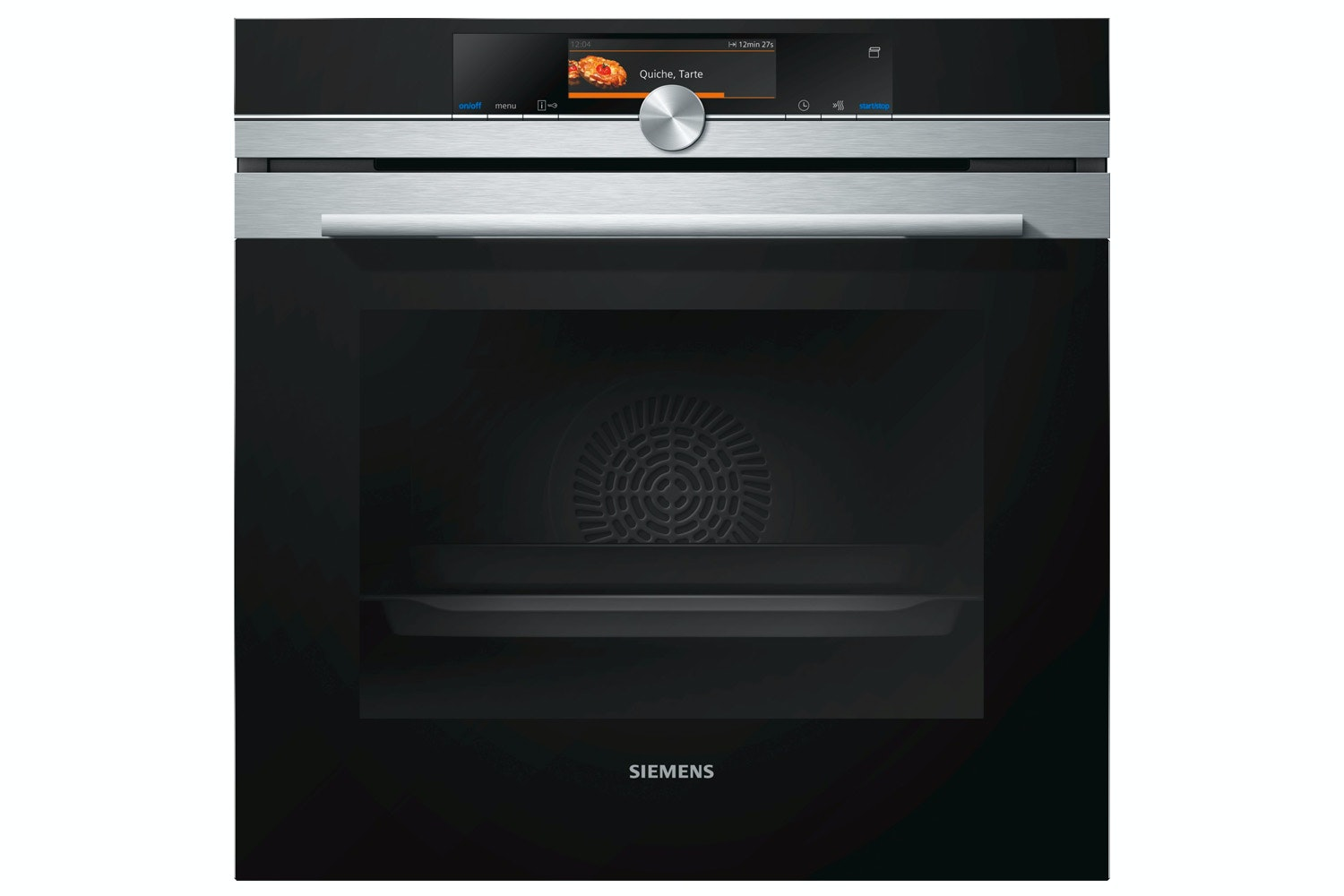 Siemens iQ700 Built-in Single Oven | HR678GES6B