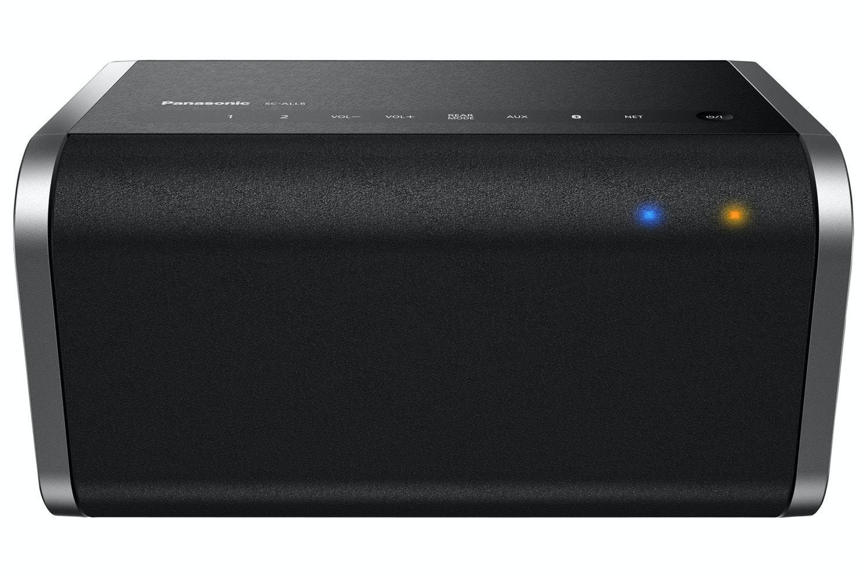 Panasonic Multi Room Wireless Speaker | Black