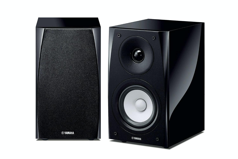 Yamaha NS-BP182 Bookshelf Speaker | Piano Black