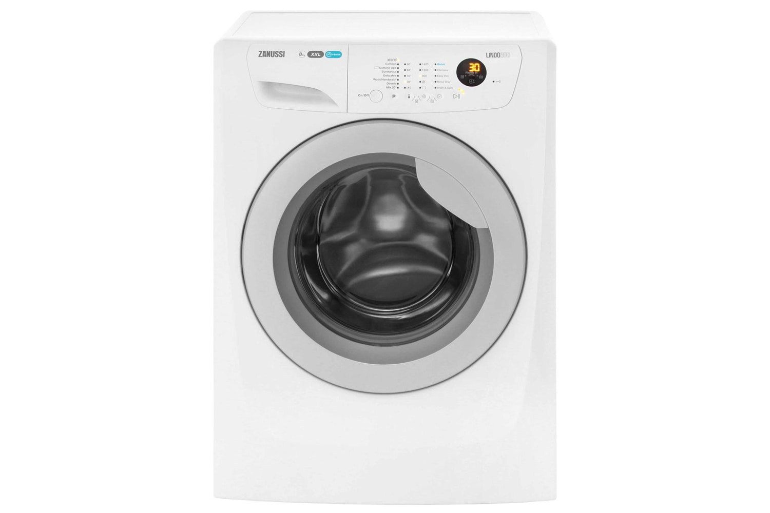 Zanussi 8kg Freestanding Washing Machine | ZWF81463WR