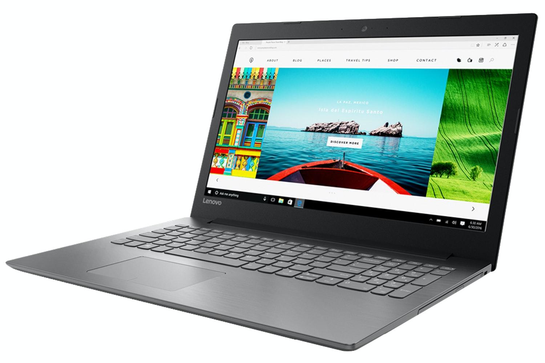"Lenovo Ideapad 320 15.6"" AMD A6   4GB   1TB"
