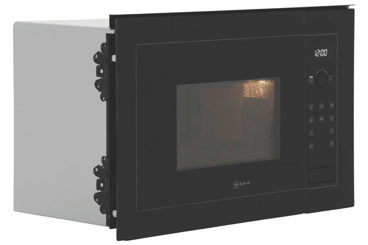Neff 20L 800W Built In Microwave |Black