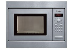 Bosch Series 2 17L 800W Built In Compact Microwave | Stainless Steel