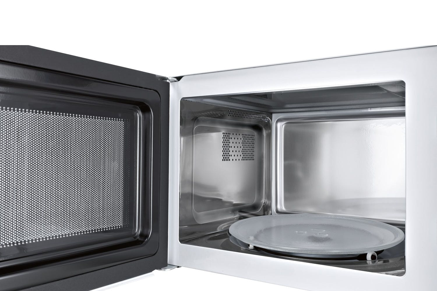 Bosch Series 2 17L 800W Built In Compact Microwave | HMT75M551B | Stainless Steel