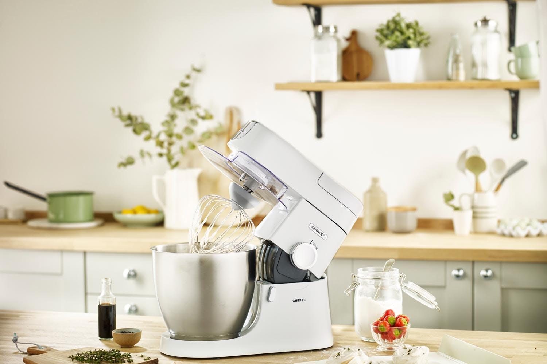 kenwood chef xl kitchen mixer kvl4100w - Kennwood Kitchen
