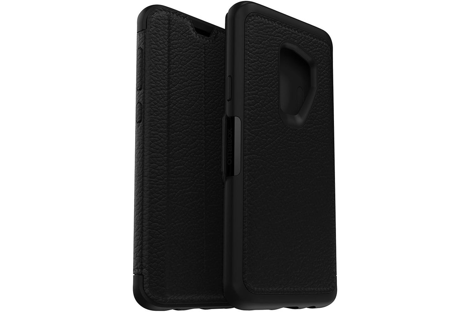 Otterbox Strada Folio Series Samsung Galaxy S9 Plus Case | Black
