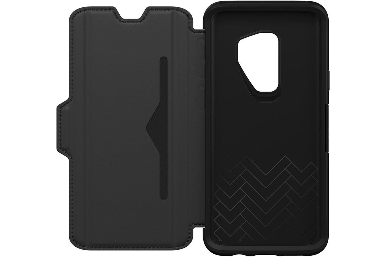 size 40 29254 427ed Otterbox Galaxy S9 Plus Strada Folio Case | Black