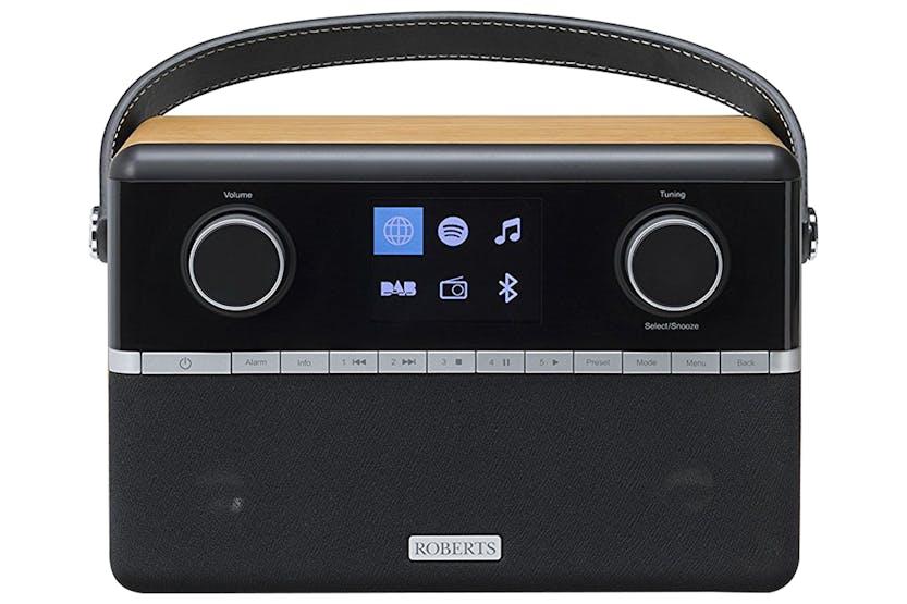 Roberts Stream 94i DAB+/DAB/FM Internet Smart Radio | Black