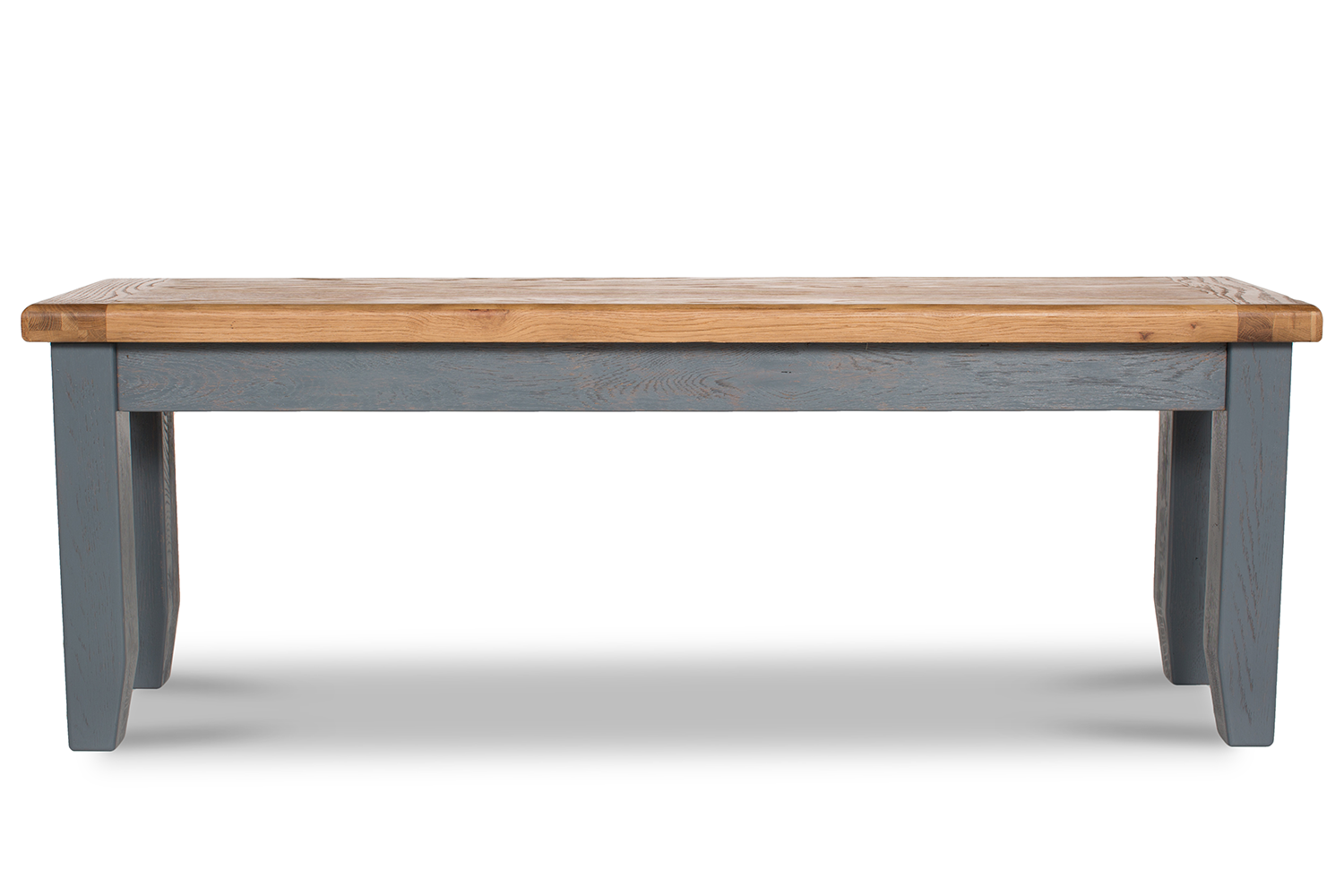 Tisbury Bench |Night Grey | Large