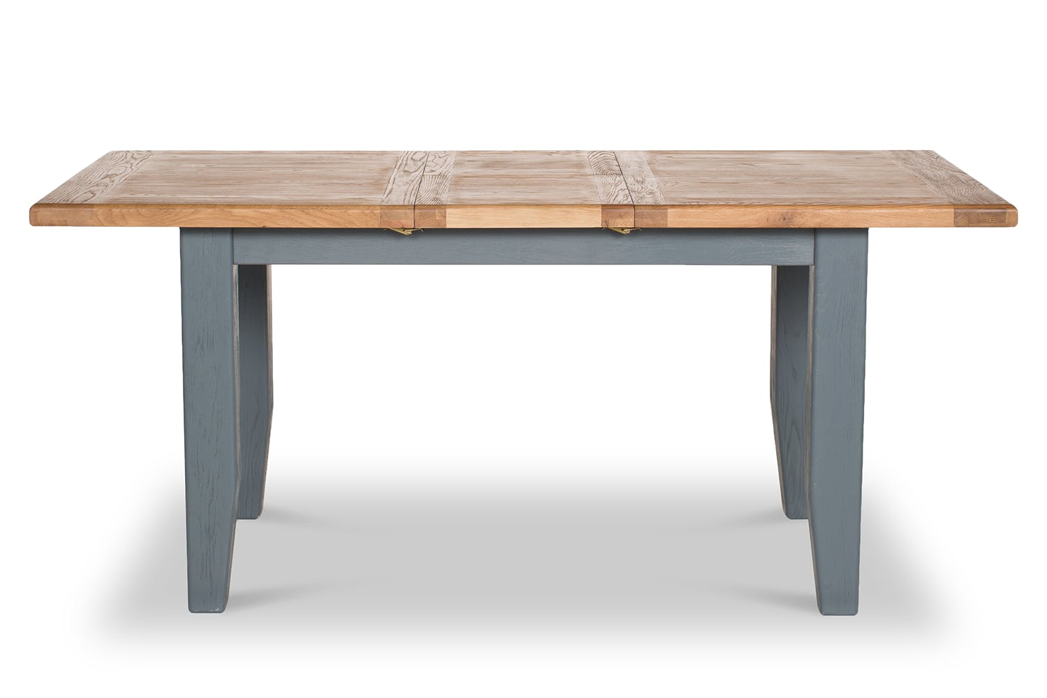 Tisbury Extended Dining Table | Grey | 140cm