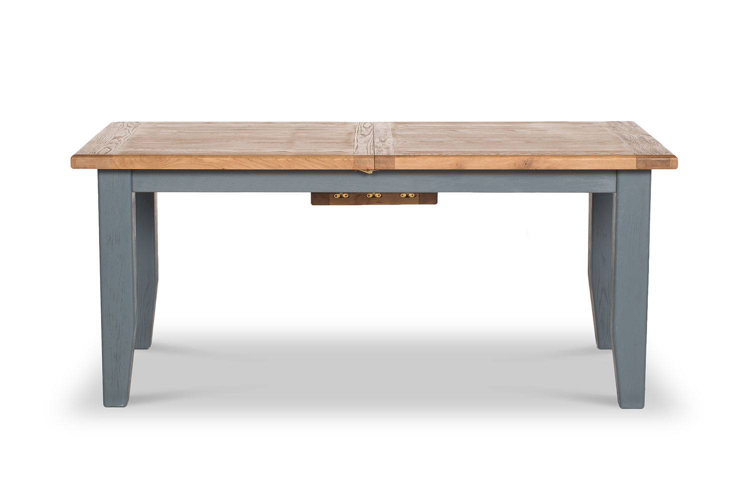 Tisbury Extended Dining Table 180cm | Painted grey