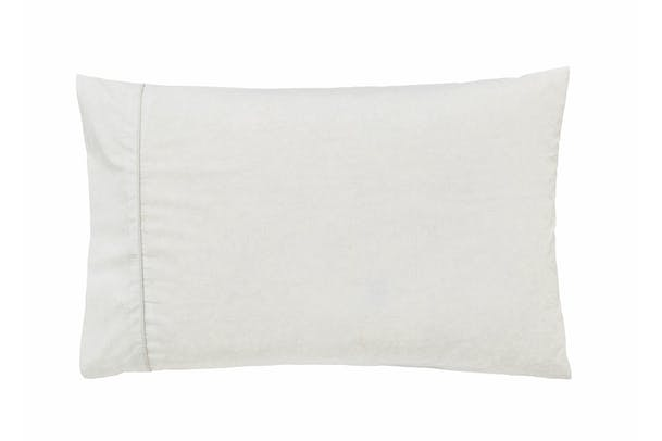 Pure Lodden Pillow Case | Eggshell