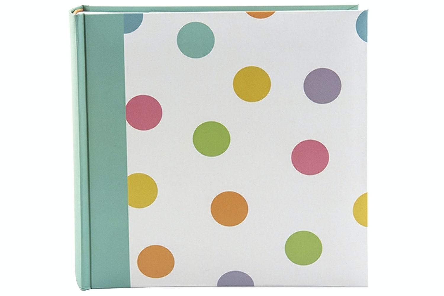 "Kenro Candy Spots 7x5"" Photo Album"