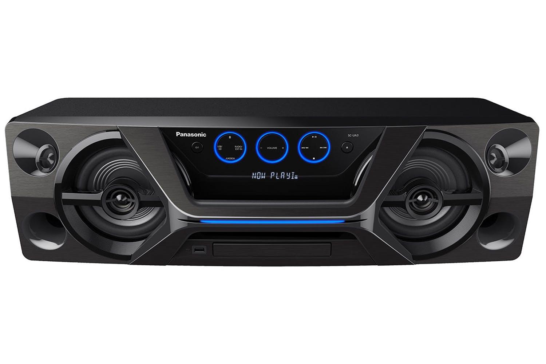 Panasonic SC-UA3E Wireless Hi-Fi Audio System | Black