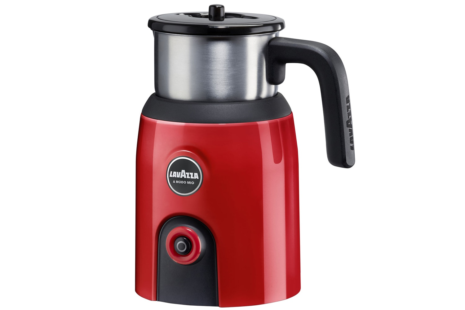 Lavazza MilkUp Milk Frother | Red