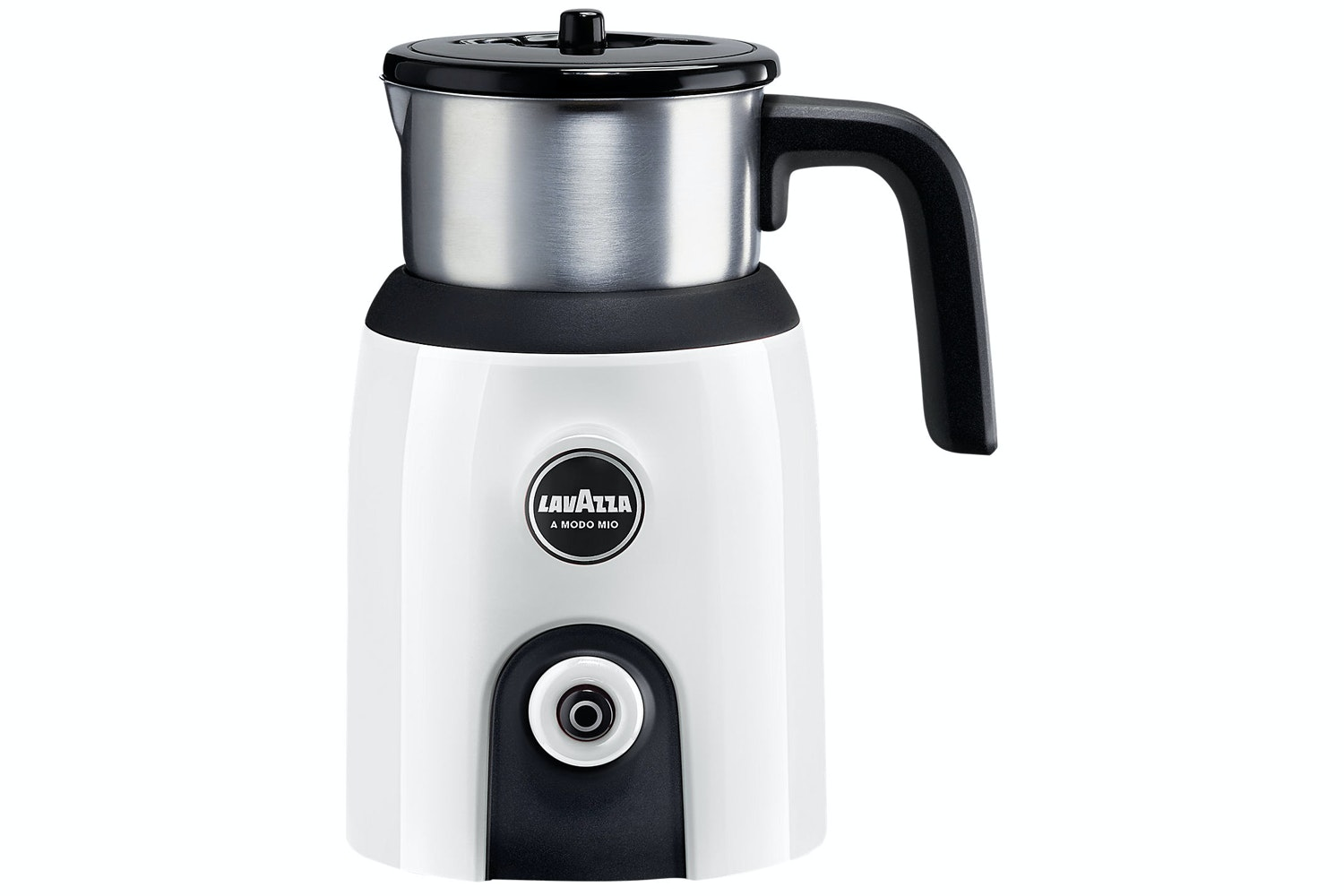 Lavazza MilkUp Milk Frother | White