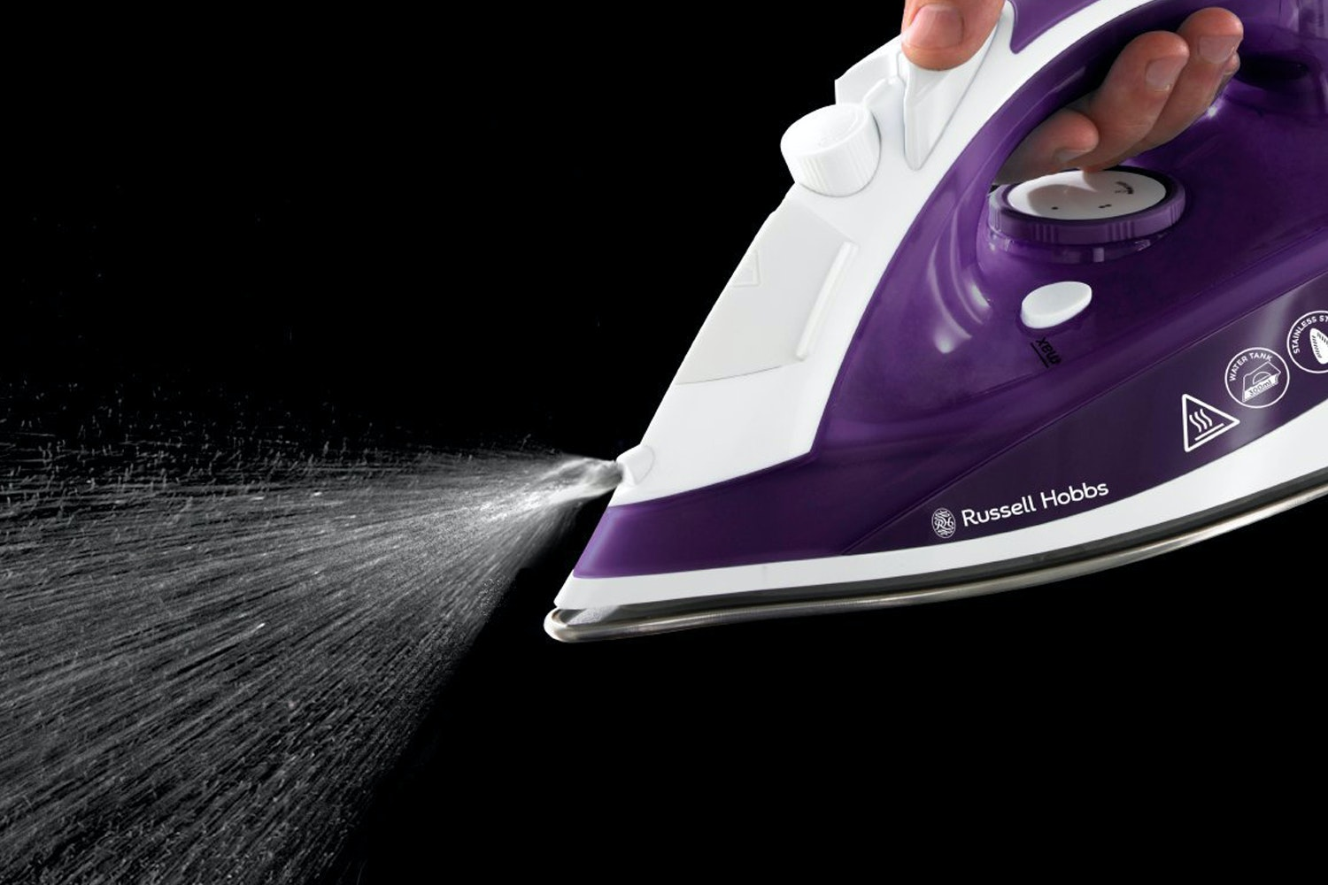 Russell Hobbs 2400W Supreme Steam Iron | 23060