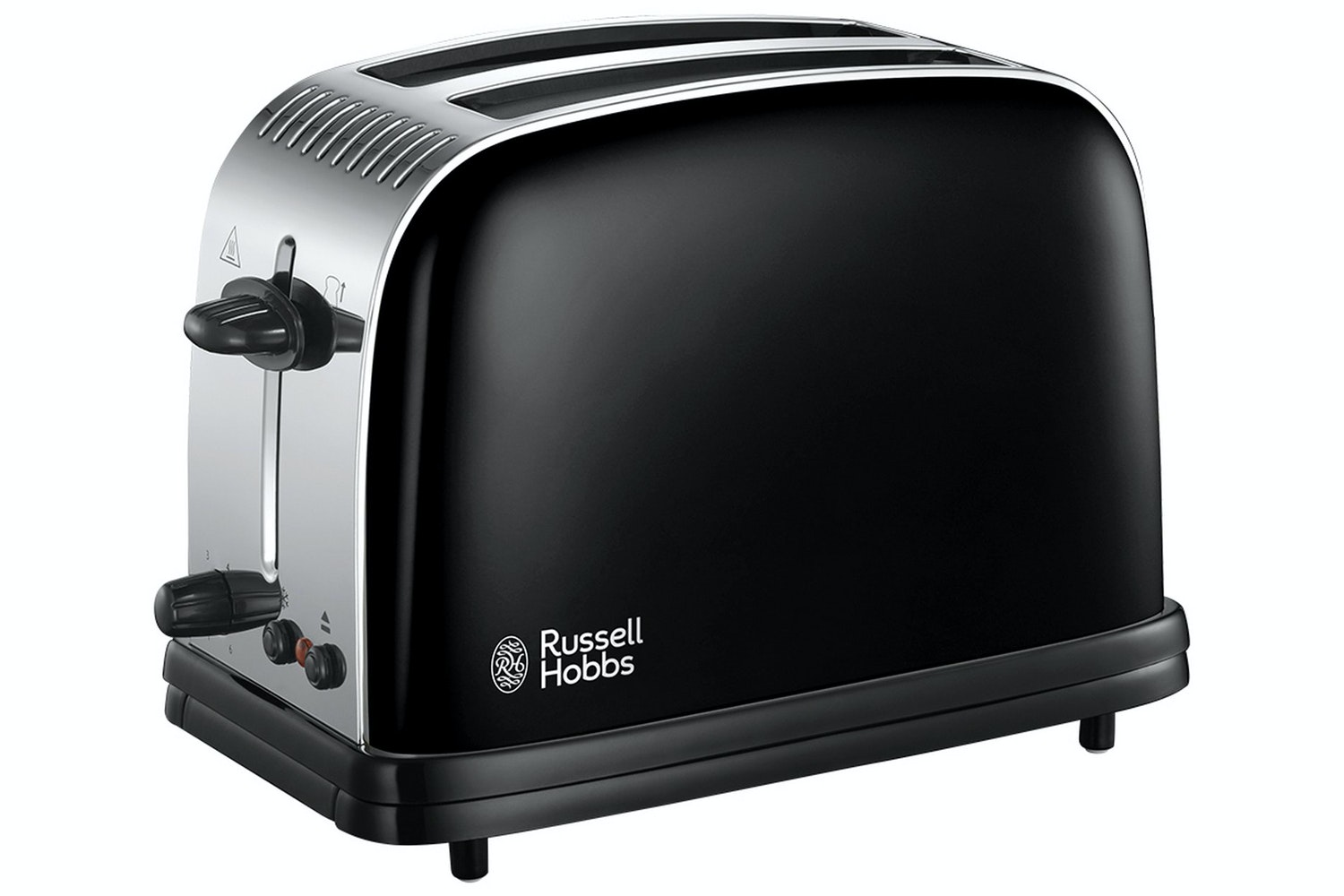 Russell Hobbs Colours Plus 2 Slice Toaster | Black