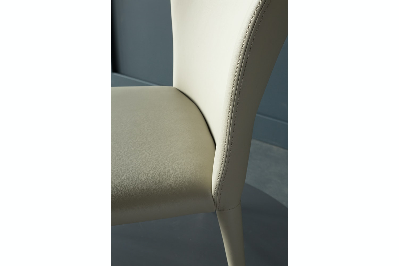 Aletta Dining Chair | Light Grey